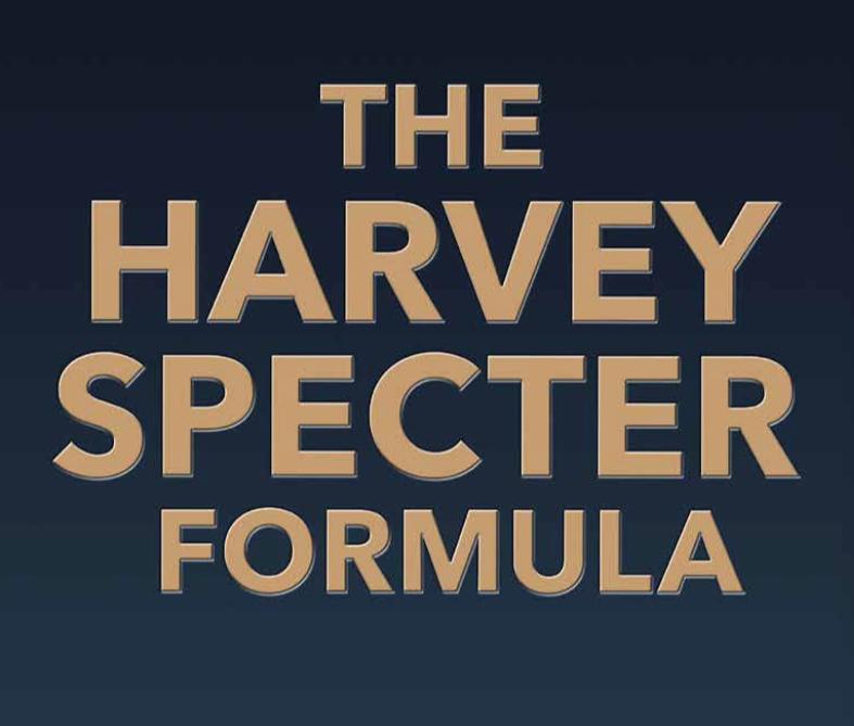 Jason Capital - Harvey Specter Formula - PickupArtistTools.com ...